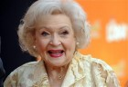 "Cast member Betty White attends the premiere of the 3-D animated film ""Dr. Seuss' The Lorax"" in Los Angeles February 19, 2012"