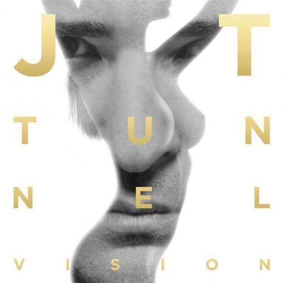 Justin Timberlake's 'Tunnel Vision' cover art