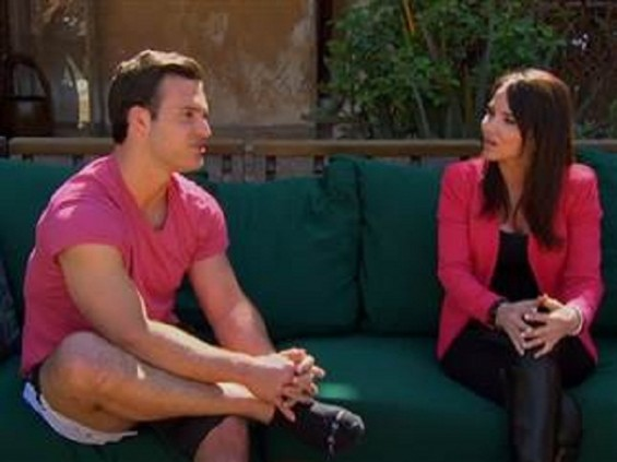 'The Bachelorette 2013' Brian Jarosinski Stephanie Larimore