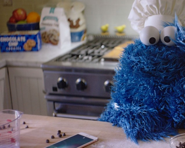 Cookie Video Countdown iPhone 6S News: Cookie Monster Introduces Hands-Free Siri On Devices [VIDEO]