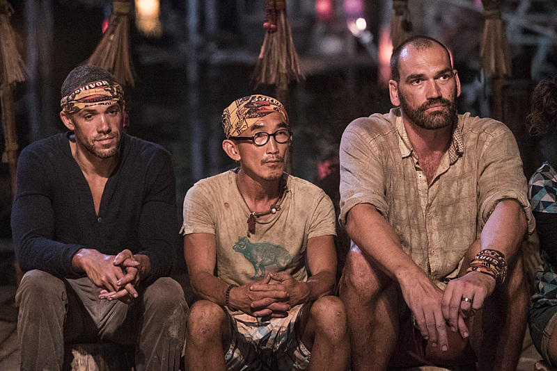 Who Went Home on Survivor Kaoh Rong 2016 Last Night? Week 5