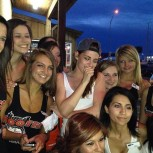 Kristen Stewart Hooters Girls