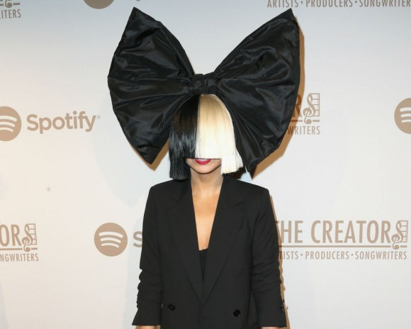 American idol season 15 spoilers is sia going to show her face to