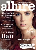 "Amy Adams Allure July 2013: Man Of Steel Actress Insists She's No ""Superwoman"""