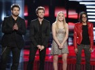 The Voice season 4 Top 3 contestants