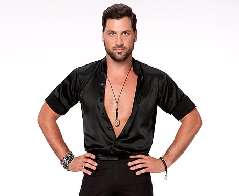 Maksim Chmerkovskiy Dancing With the Stars