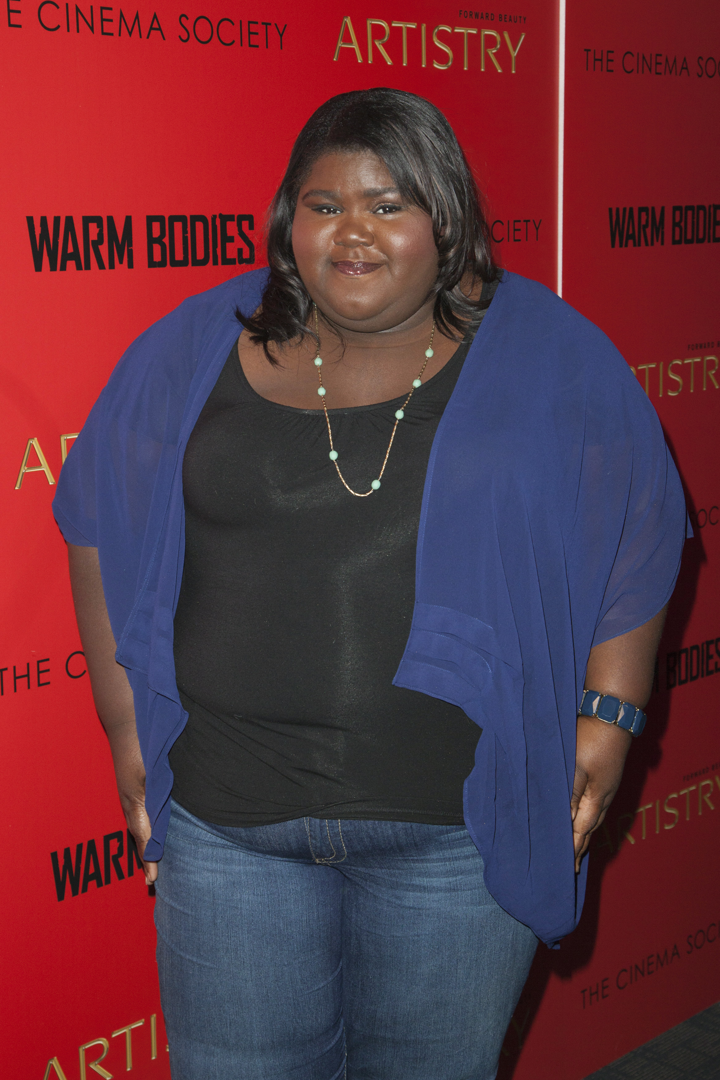 Gabourey Sidibe Boyfriend Hamilton - Viewing Gallery