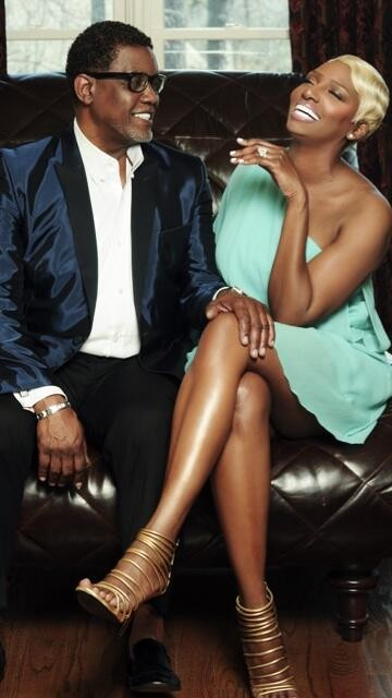 NeNe Leakes Marries Gregg Leakes for a Second Time