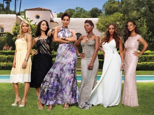 "The cast of ""Hollywood Exes"" season 2"