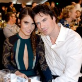 Nikki Reed & Ian Somerhalder Marriage