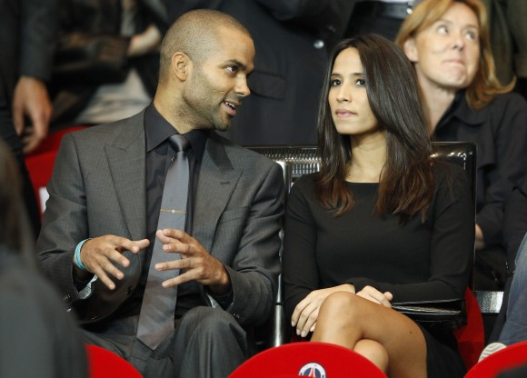 Tony Parker Engaged? Eva Longoria's Ex Mentions Fiancee on Twitter: Is He Ready to Marry Girlfriend Axelle Francine?