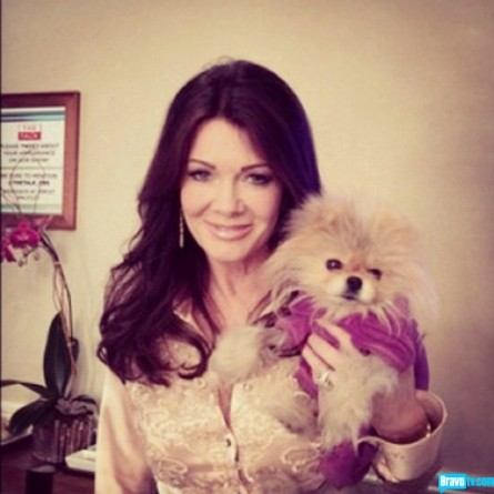 RHOBH lisa vanderpump giggy
