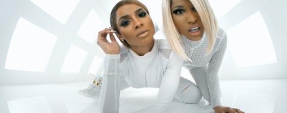 Ciara I'm Out feat Nicki Minaj