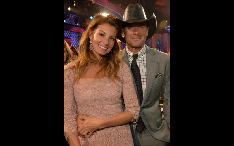Tim Mcgraw And Faith Hill Daughters 2013