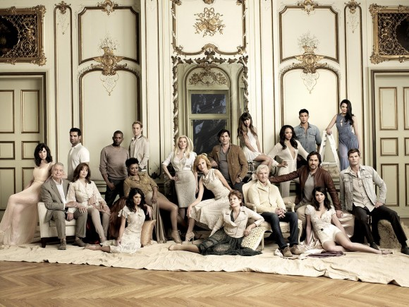 All My Children Cast Photo