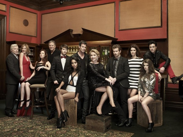 One Life to Live Cast Photo