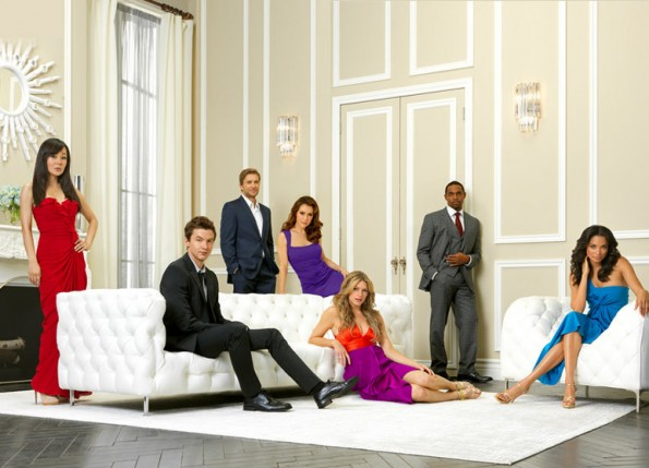 "The cast of ABC's ""Mistresses"""