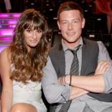 Lea Michele, Cory Monteith Romance