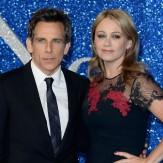 Ben Stiller & Christine Taylor Romance