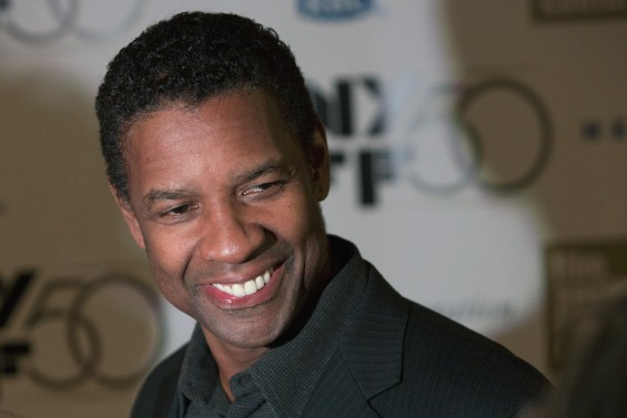 Denzel Washington is  no. 9 on Forbes' 2013 Highest Paid Actor List
