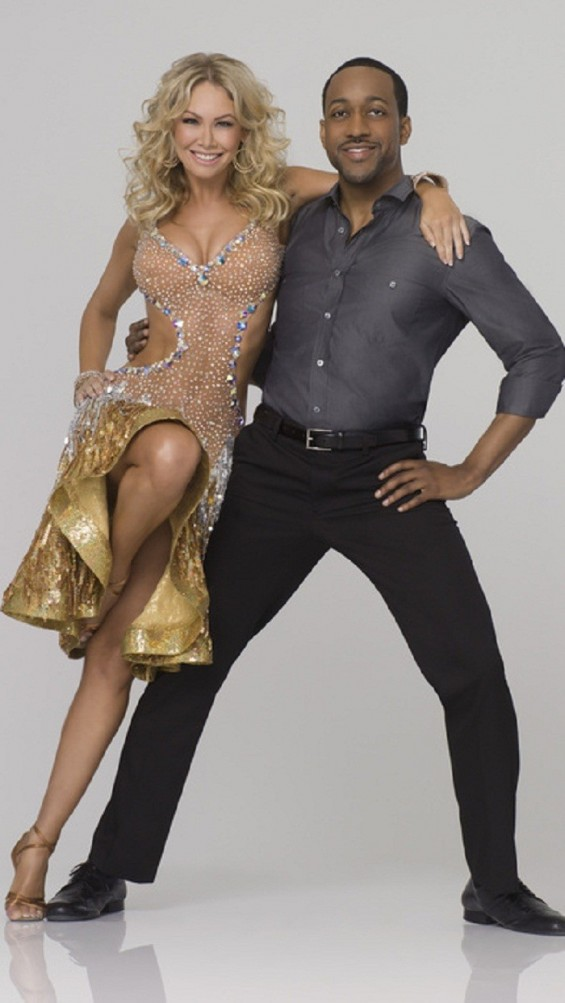 Photo Credit: ABC - Kym Johnson and Jaleel White
