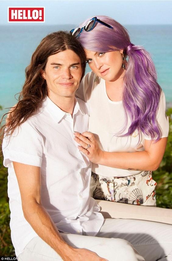 Kelly Osbourne &  Matthew Mosshart