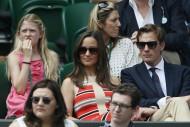 Pippa Middleton and boyfriend Nico Jackson