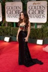 Salma Hayek attends the 69th Annual Golden Globe Awards.