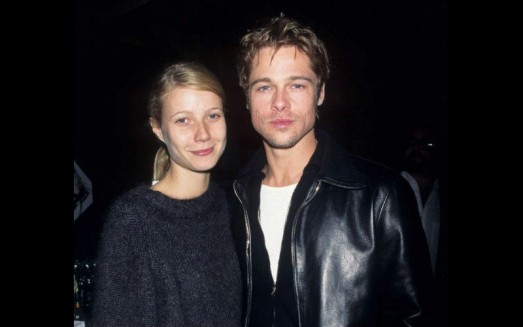 Brad Pitt, Gwyneth Paltrow Romance: Ex-Couple's Cutest Pics