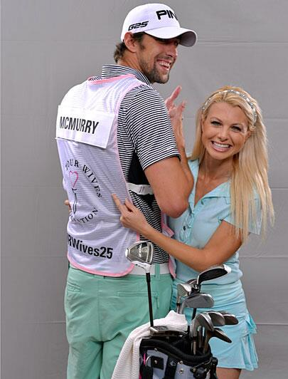 Win mcmurry dating tiger woods