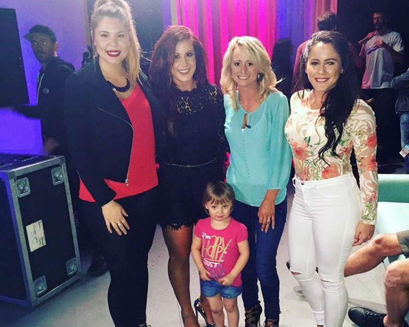 Show Teen Mom Cast Spoilers 90