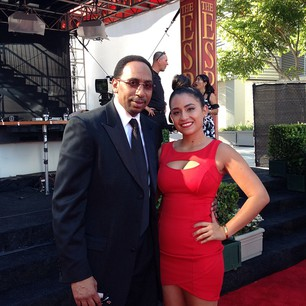 Michael Smith Espn Wife ESPN host Stephen A Smith