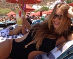 Sofia Vergara shows off monokini collection on Greek vacation