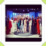 The cast and host at Love & Hip-Hop Atlanta Season 2 Reunion Show