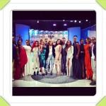 The cast and host at Love & Hip-Hop Atlanta Season 2 Reunion Show
