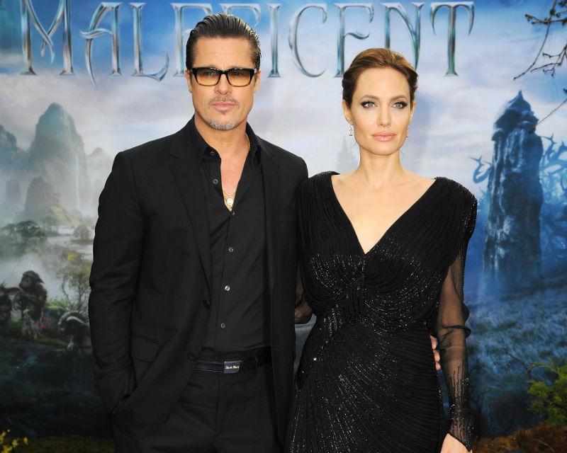 Brad Pitt And Angelina Jolie Divorce: Marion Cotillard ... Brad Pitt And Angelina Jolie
