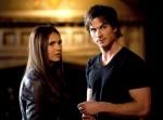 Vampire Diares Nina Dobrev and Ian Somerhalder