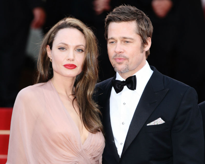 Angelina jolie orce brad pitt cheating with marion cotillard