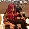 K Michelle and Lance Stephenson