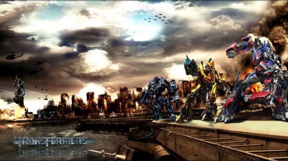 Transformers 4 Wallpaper