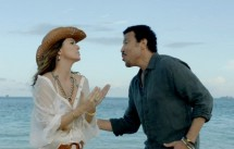 Photo Credit: Universal International Music BV - Shania Twain and Lionel Richie sing 'Endless Love' in a video for the song.