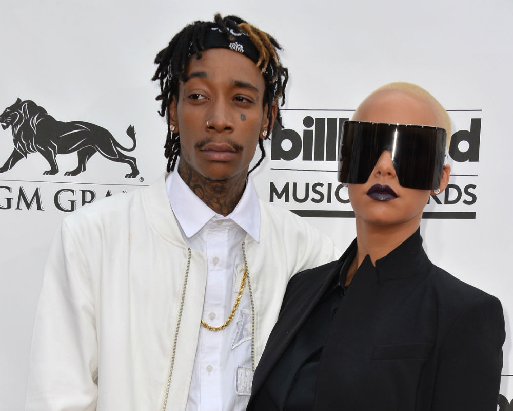 Amber Rose, Wiz Khalifa: Model Says Ex Has To Do This First Before ...