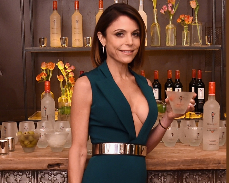 ... of New York City's Bethenny Frankel Is Dating Dennis Shields | E! News