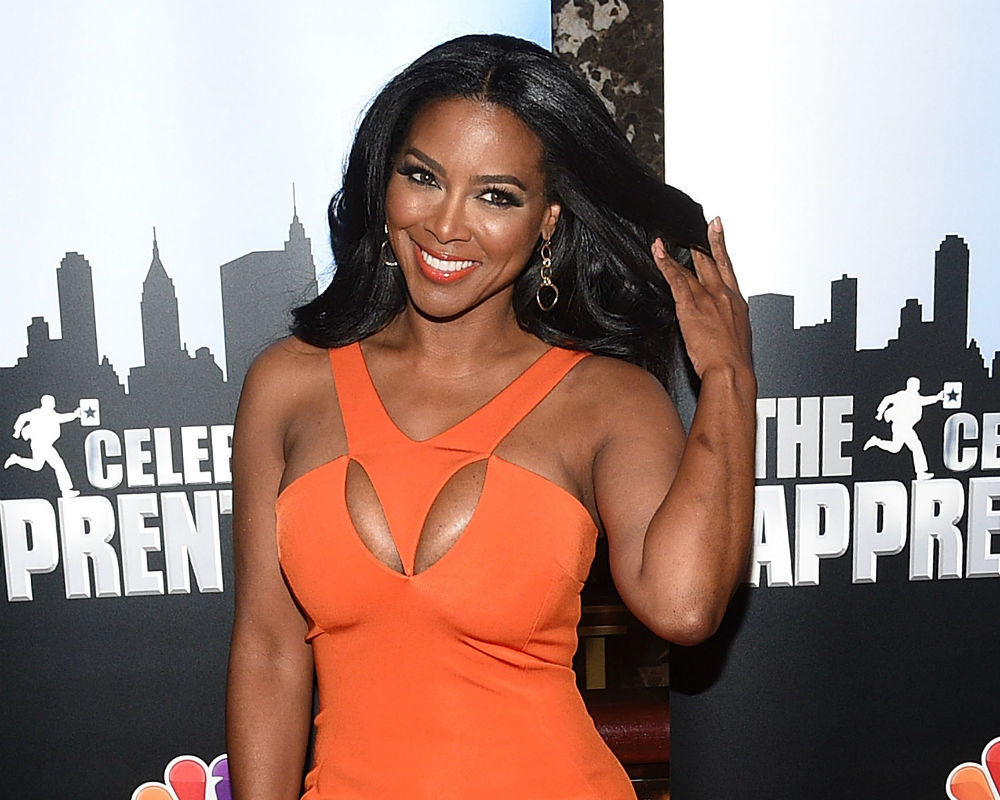 Real Housewives of Atlanta star Kenya Moore is married!