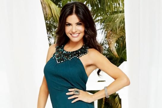 Real Housewives of Miami star Adriana de Moura