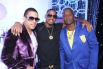 Benzino, Stevie J and Kirk Frost