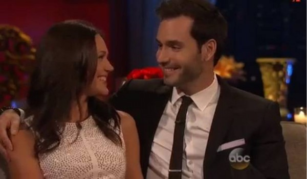 Desiree Hartsock and fiancee' Chris Siegfried