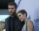 Miley Cyrus & Liam Hemsworth