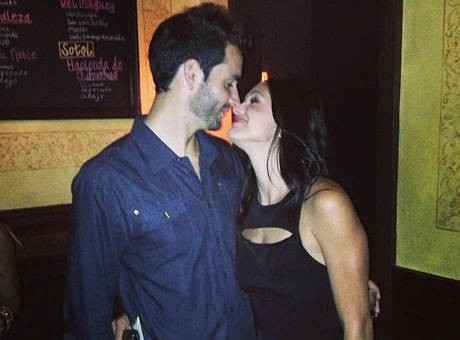 Chris Seigfried and Desiree Hartsock
