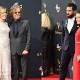 Emmy Awards Red Carpet Couples